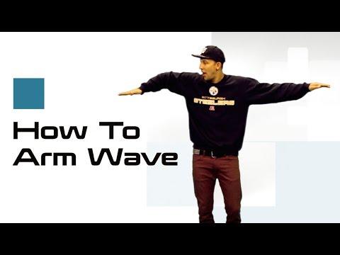 ARM WAVE TUTORIAL    How To Dance: Waving w/ Matt Steffanina
