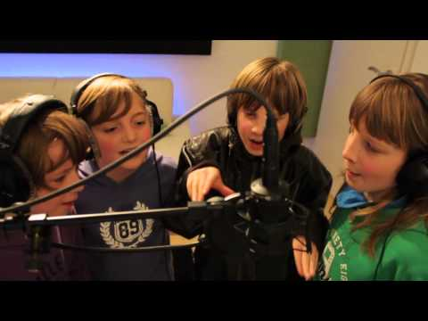 20 Kids Singing   David Guetta ft. Usher -Without You COVER (...