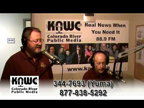 KAWC Pledge Drive Challenge by Paul & Mary Neuman - Colorado River Public Media