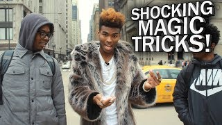 The Best Magician Alive Does Incredible Card Magic | Street Magic | Chicago Reacts!
