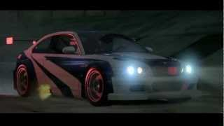 NFS Most Wanted 2012 Deluxe DLC Bundle Trailer [BMW M3 GTR]
