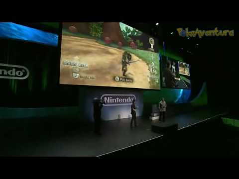 Nintendo E3 conference 2010- part 2 [HD]