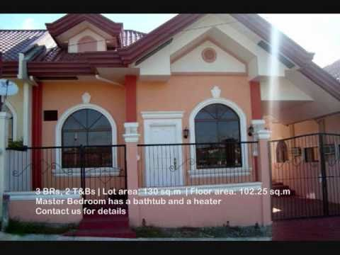 Davao House for Sale - Bungalow Davao House for Sale at Priscilla Estate