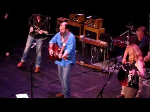 Steve Earle, Lexington KY, 7-26-11 Harlan Man and The Mountain