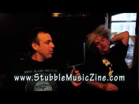 the Melvins Interview @ Blank Club SJ 04-11-2012
