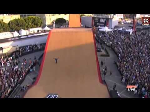 X Games 17 Skateboard Big Air part 2 of 4