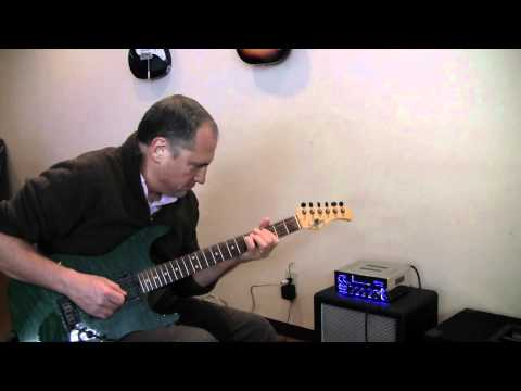 Chuck Loeb plays CAJ Tube Top