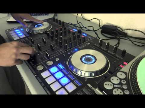 Can you juggle on a Dj Controller?