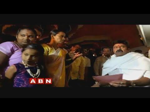 MLA Balakrishna Visits Hindupur | Updates | ABN Telugu
