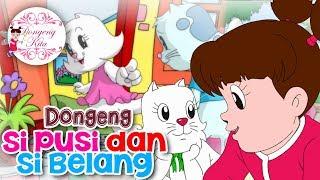 Download Lagu Cerita Ibu Diva ~  Si Pusi dan Si Belang | Dongeng Kita untuk Anak Gratis STAFABAND