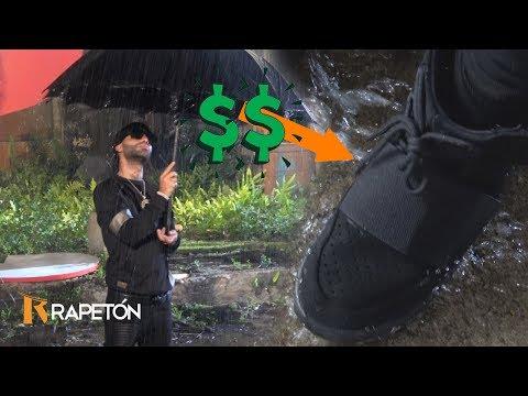 """0 - Arcángel ahoga los """"Yeezy 750"""" en el vídeo de """"Soy Peor (Remix)"""" por amor al arte (Vlogueton #02)"""