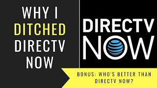 Why I Ditched DirecTV Now & the TWO Streaming TV Providers I'm Recommending Instead