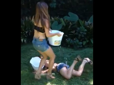 ALS Ice Bucket Challenge EPIC FAIL!