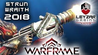 Strun Wraith Build 2018 (Guide) - The Veteran Shotgun (Warframe Gameplay)