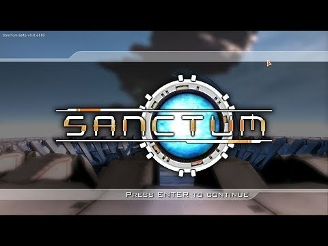 Sanctum Part 1: A weird blend of FPS and Tower Defence
