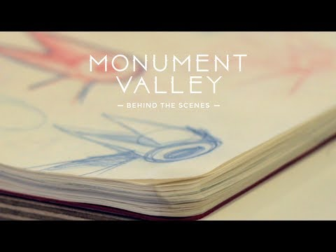 Behind the Scenes - Monument Valley Game - out 3rd April 2014