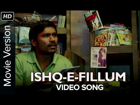 Ishq-E-Fillum (Full Video Song | SHAMITABH | Amitabh Bachchan, Dhanush & Akshara Haasan