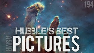 ASMR | Hubble's Best Pics (Science Whisper Space)