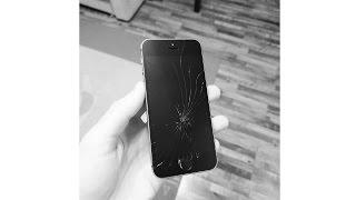 КУПИЛ УБИТЫЙ iPhone 5S ЗА 9000 РУБЛЕЙ!