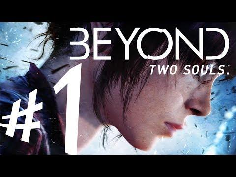 Beyond Two Souls - Parte 1: Jodie e Aiden!! [ Playthrough Dublado em PT-BR ]