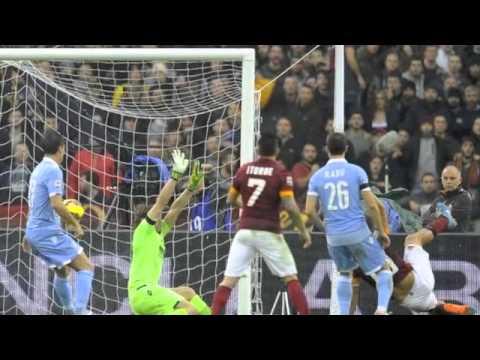 Roma - lazio 2-2: i gol di Francesco Totti raccontati da Guido De Angelis