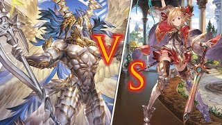 [Granblue Fantasy] Dark Runeslayer 闇 魔法戦士 - Lv 120 Metatron メタトロン HL Solo