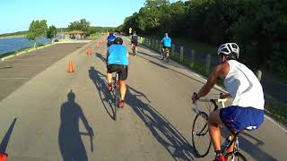 KC Corporate Challenge Duathlon Bike Course