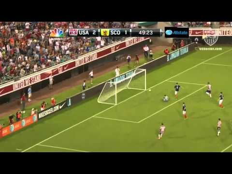 MNT vs. Scotland: Highlights - May 26, 2012