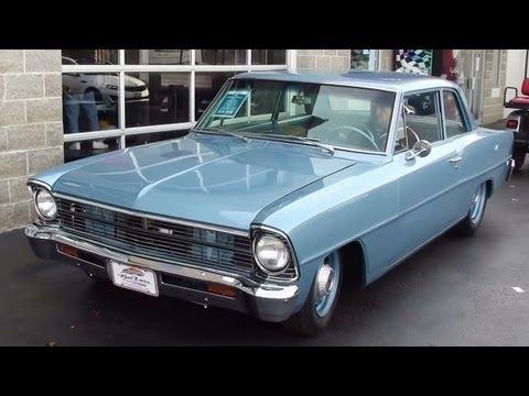Wicked Sounding 1966 Chevy II Nova 468 Big-block V8 Monster