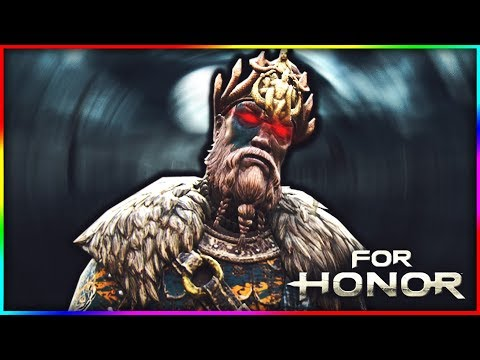 For Honor - Rep 25 Highlander Carry Attempts in Dominion - Highlander Gameplay