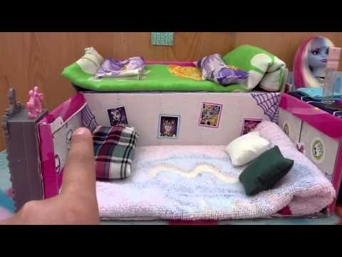 Что сделать для кукол своими руками от насти 14