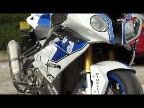 Soundcheck | BMW HP4 Akrapovic Sound