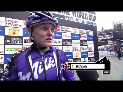 2012 Mountain bike World Cup XC-Eleminator - Houffalize
