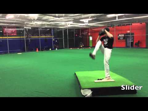 Pat Barrett    LHP    2017 Briarcliffe College    College Baseball Recruit