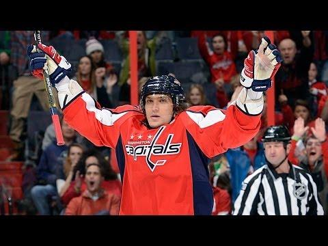 Ovechkin vs. Canadiens