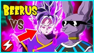 Anime Theory: Beerus Can EASILY KILL Merged Zamasu In Dragon Ball Super