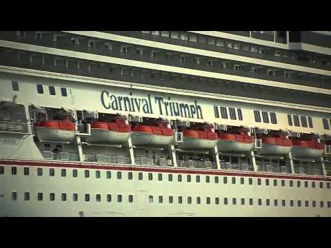 Carnival Triumph will cruise into the Port of New Orleans in spring 2016