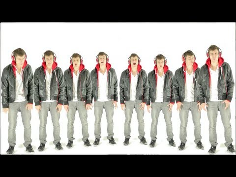 Coldplay - Paradise - A Capella Cover - Mike Tompkins Music Videos