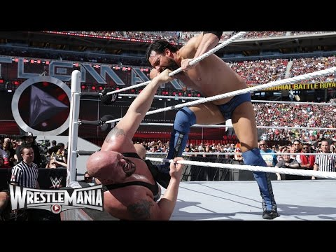 Andre The Giant Memorial Battle Royal: Wrestlemania 31 Kickoff video
