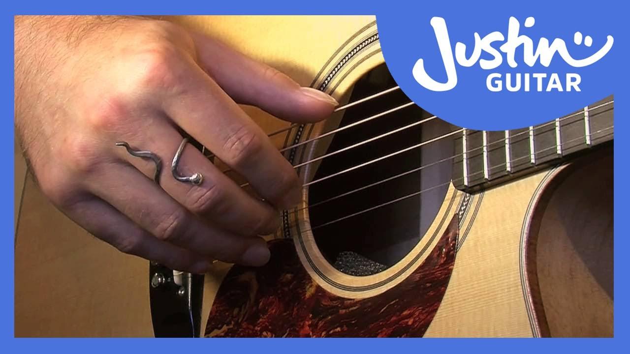 Folk Fingerstyle | JustinGuitar.com