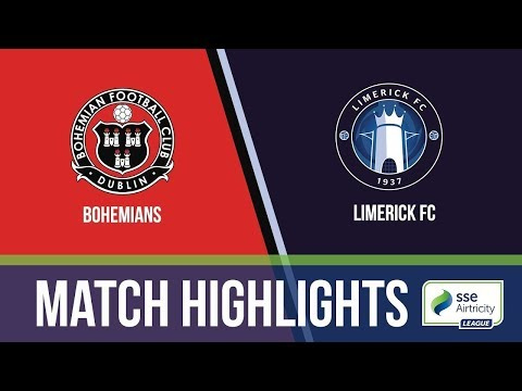 Highlights: Bohemians 5-0 Limerick