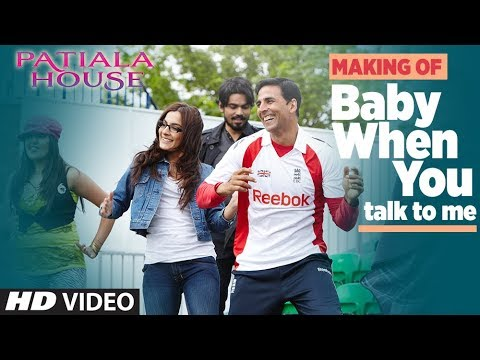 Baby When you talk to me-Patiala House Song Promo