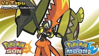 Pokemon Sun & Moon: Tapu Battle Music [Official Soundtrack]