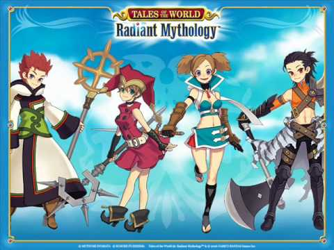 Tales of the World: Radiant Mythology - Hikari to Kage