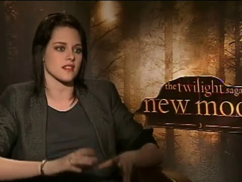 'Twilight' Stars on 'New Moon'