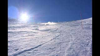 Turkey Erzurum Palandoken black ski slope FUNNY EPIC FAIL