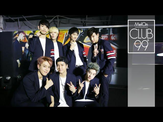 CLUB99(클럽99): GOT7(갓세븐) _ Stop stop it(하지하지마) [ENG/JPN/CHN SUB]