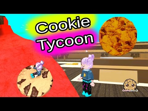 Roblox Riding Cookies On Lava & Building Cookie Tycoon - Online Game Lets Play