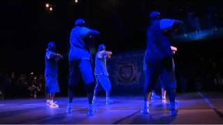 Plague StreetDance Showcase at the UK B-Boy Championships World Finals 2011