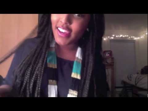 Poetic Justice Braids/Solange Inspired Jumbo Braids Review